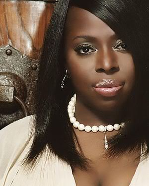 Model Angie brown mature